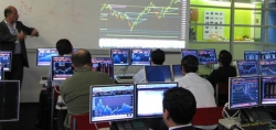Professional Trading Room